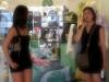 Китаянки возле бутиков в Турине