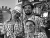 Веселые бармены бар на площади Бенгази