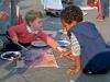 Интернациональные рисунки детей в Турине