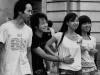 Китайская молодежь в Турине