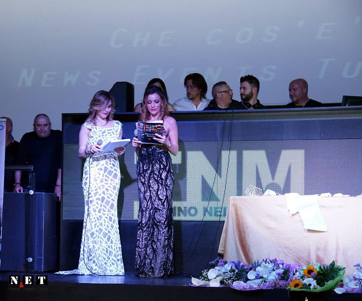 Fotomodella d'Italia & Miss Over Europe a Global - NET