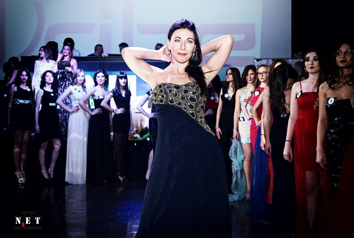 Конкурсы красоты в Италии Турин мисс Европа