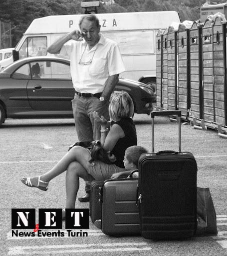 Итальянская семья в ожидании