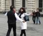 Free Hugs Turin Italy