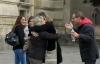 Free Hugs in Italia,abbracci gratis per tutti a torino