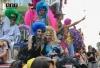 Группа трансвеститов на параде