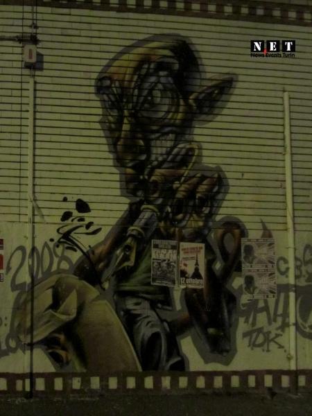 Graffiti Torino