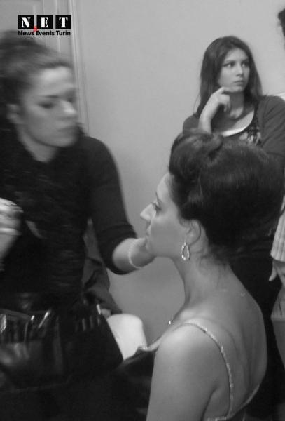 Gran Gala Torino Backstage