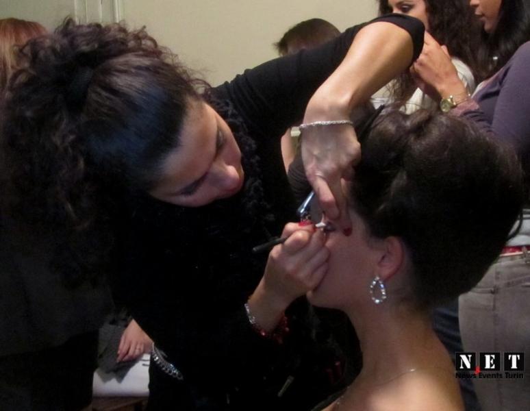 Fashion Torino Backstage Gran Gala