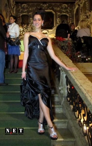 Bella modella Nancy Toracco