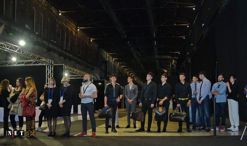 Serghei Kaushka поможет выбрать помещение для показа мод в Италии