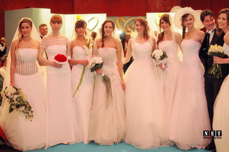 Итальянская свадебная мода Турин