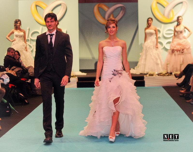 Итальянская винтажная свадебная одежда Турин