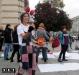"""Возмущенные (indignados) на очередном собрании piazza Castello ComucAZIONE. Фото """"Новости и события Турин"""