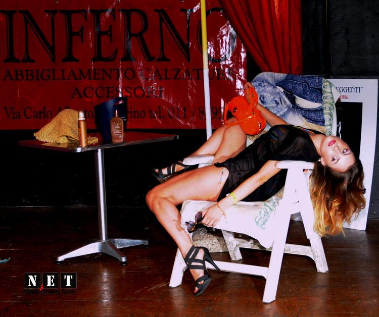 Сценки из адского бара в Турине