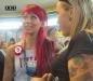 Итальянки и татуировка