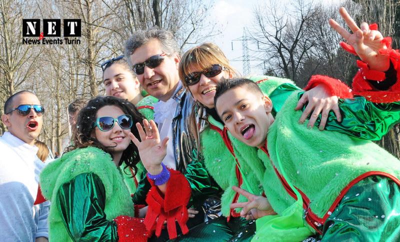 Итальянский карнавал в Италии