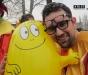 Очкарик на карнавале в Турине