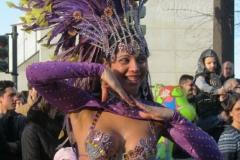 Карнавал Турин 2012