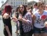 купаться в фонтане Турина