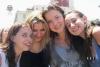 Купание студенток в одежде в фонтане Турина