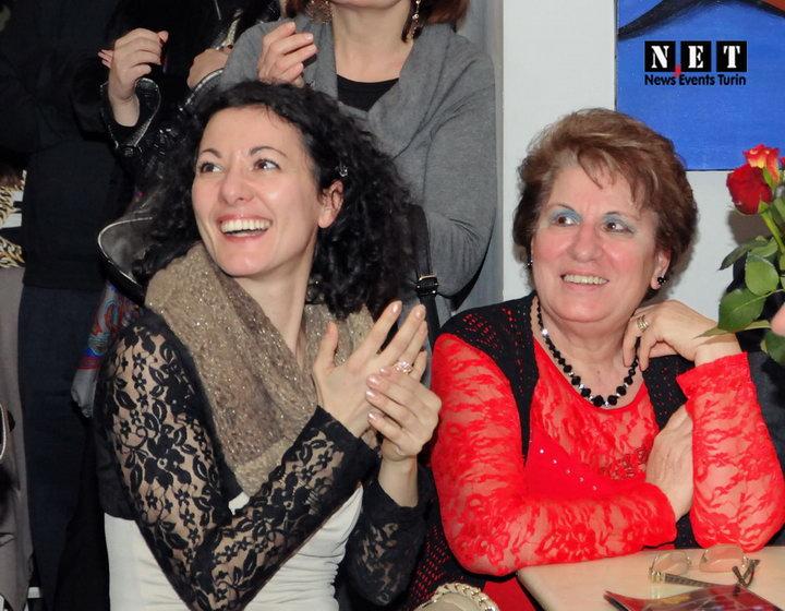 На вечеринках моды в Турине