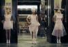 Tre abiti, tre secoli di moda: '700, '800, '900.