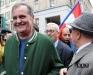 Torino arriva la Lega, manifestazione contro clandestini