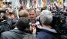 Manifestazione a Torino organizzata dalla Lega