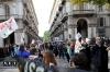 Cariche e tensioni a Torino tra antagonisti e forze dell'ordine