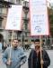 La Lega in corteo, scontri tra autonomi e polizia a Torino