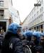 Torino, corteo antirazzista contesta la Lega Nord