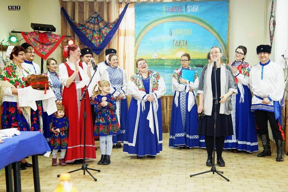 Русские-Липоване в Турине, русские граждане Румынии Русские старообрядцы в Италии
