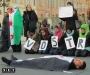 Мусульмане Турина на площади