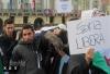 Турин площадь кастелло мусульмане против Ассада Турин