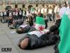 Torino e il flash mob per la Siria