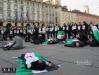 Italia, flash mob per Siria