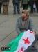 Torino. Flash mob per la Siria