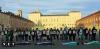 Сирийские радикалы флешмоб в Турине