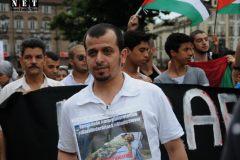 Manifestazione Palestina Torino 2014