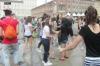 festa fine scuola torino bagnata piazza castello