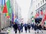Милан уличная фотография Рождество 2014