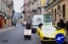 Milano 2014 Natale Торговая улица Милан Италия