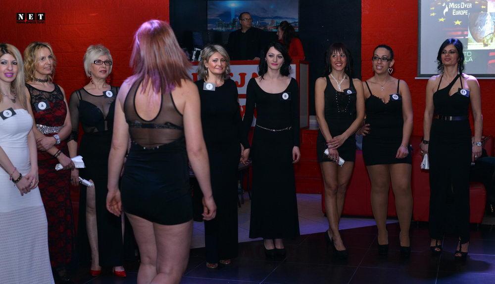Fotomodella D'italia 2016 Torino Disco Hollywood