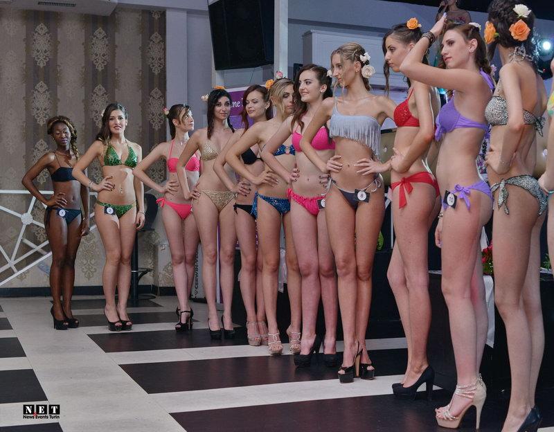 Miss Fotomodella d'Italia Torino 2015