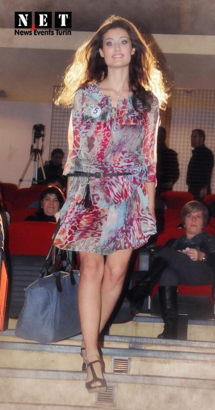 Одна из участниц конкурса красоты мисс мира в Италии