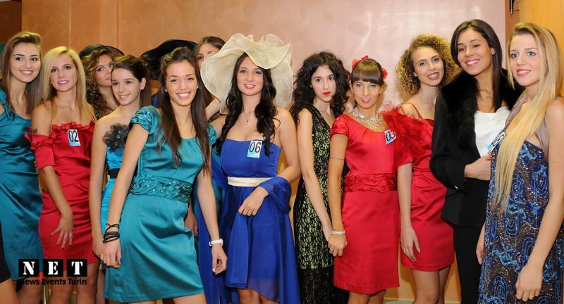 "Конкурс красоты в Турине ""Miss Ragazza Fashion 2013"""