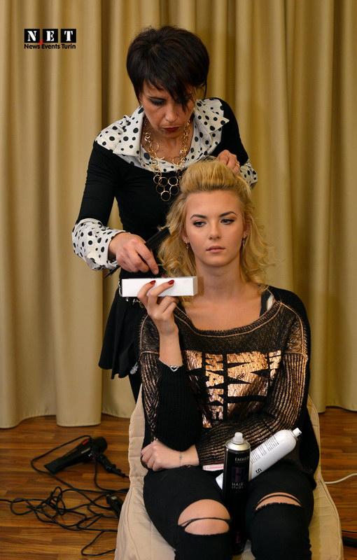 Backstage Miss Toro Granata - NET