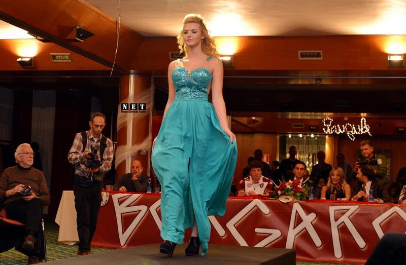 Конкурс красоты в Турине Miss Toro Granata