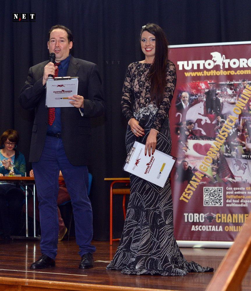 Miss Toro Granata 2016 teatro principessa Isabella